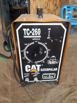 MAQUINA DE SOLDAR CAT TC260