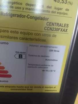 Nevera Centrales 220