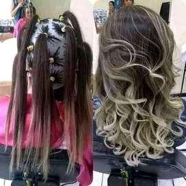 Busco empleo como peluquera,, experiencia en pigmentacion de cejas , pestañas pelo a pelo , punto a punto