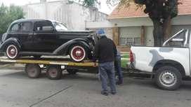 Fletes, transporte de vehículos