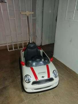Carro mini cooper