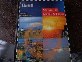 VENDO LIBRO CLARIN DE ARGENTINA