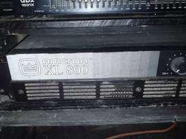 Potencia Amcrom Xl 800 W