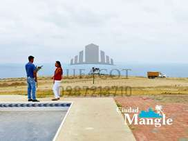 Lotes Playeros con Vista Directa Al Mar en Manabi, En la Ruta del Sol, Entrada de 1.000 Usd, Sur de MantaS1