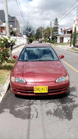 Honda Civic modelo 92