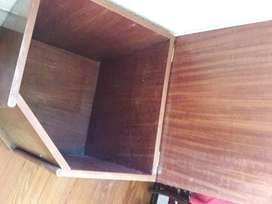 Mueble Esquinero GUARDA COSAS CON TAPA