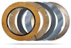 Discos de friccion y separadores  (Winches y Maquinaria) Hitachi, Komatsu, Case, Volvo, Kobelco, Ingersoll Rand, cat.