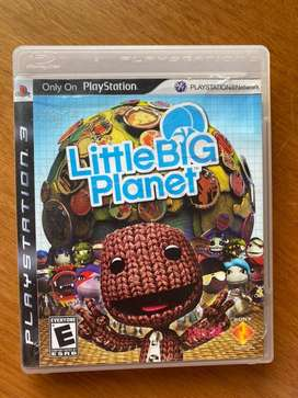 Litlle big planet PS3