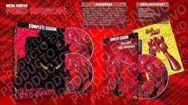 Anime Baron Rojo / Red Baron Serie Completa Latino