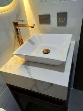 mármol granito y quarztone
