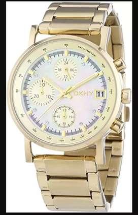 Reloj DKNY DORADO