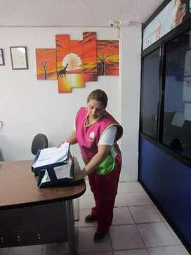 Servicio domestico | Servicio de aseo | aseo general | aseo a domicilio