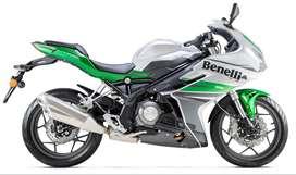 Benelli 302r 0km c/Cuotas fijas 100% Financiado con DNI!