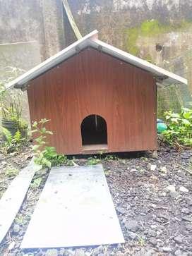 De oportunidad se vende una casa para mascotas