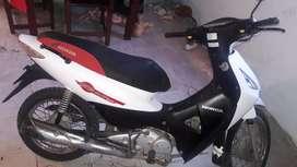 Vendo Moto honda Biz