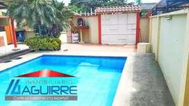 Vendo Villa con piscina en Urb. SAN PATRICIO