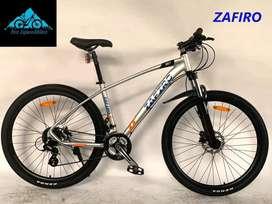 Bicicleta zafiro