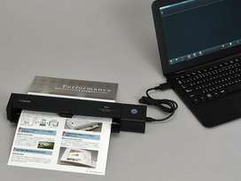 SCANNER PORTABLE CANON P208 II
