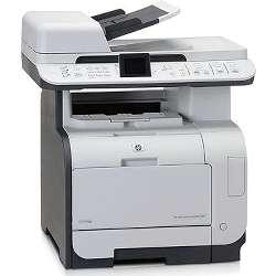 Vendo Impresora HP Color LaserJet CM2320 sin tinta