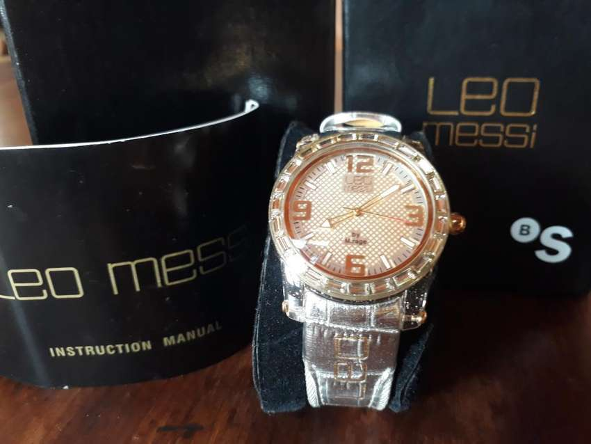 Reloj Leo Messi. By Mirage. Unisex Nuevo 0