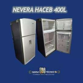 Nevera Haceb 400L