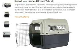 Se vende Guacal con muy poco uso. Talla XL. $500.000 negociables.