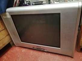 Vendo televisor, grabadora y mini componente