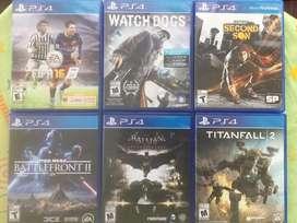 Pack de 6 juegos , play station hits y otros, IMPERDIBLE OFERTA!
