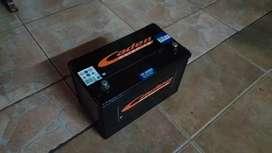 Liquido bateria de 100 a 110 amper impecable garantisada tomo la vieja en parte de pago llevo adomcilio
