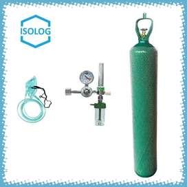 Balones de oxigeno con regulador