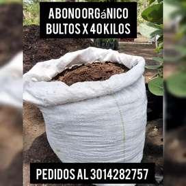 Abono orgánico segunda mano  Luis Carlos Galan