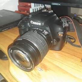 Camara Canon T3 Profecional