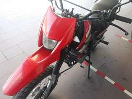 Vendo moto ranger gy8 200