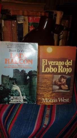 El Verano del Lobo Rojo novela