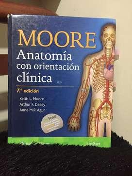 Moore anatomía con orientación