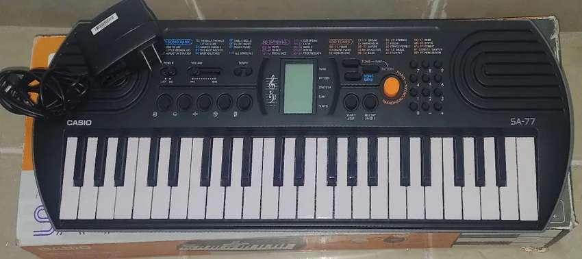 Organeta Casio SA-77