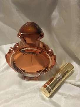 Perfume Mujer Olympea Intense Original Edp Tamaño grande