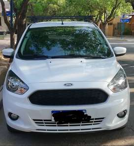 Vendo Ford Ka Kinetic seminuevo 2016