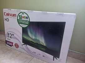 TV caixun 32 pulgadas nuevo sin destapar