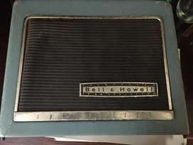 Proyector bell & howell