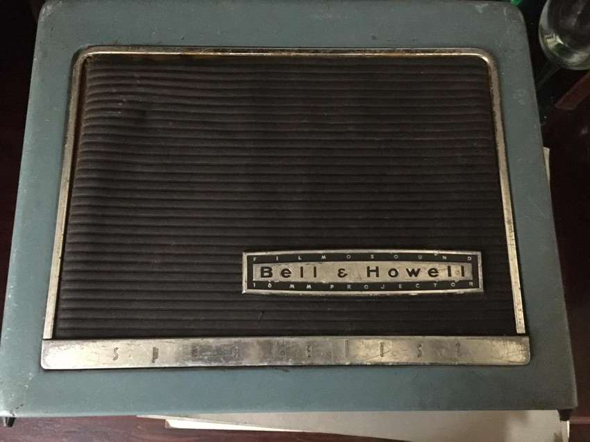 Proyector bell & howell 0