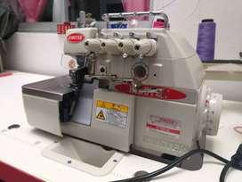 Máquina fileteadora garantizada