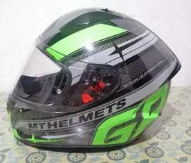 Casco de Moto GP