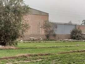 Cajamarquilla - Huachipa Terreno Industrial 10 mil metros cuadrados
