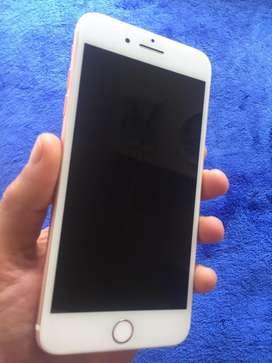 Iphone 7 plus 32 gb. unica dueña excelente estado