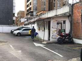 Lote para parqueadero en Chicó Bogotá