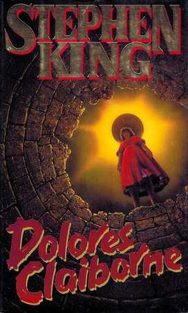 Libro Dolores Claiborne Stephen King.1era edición