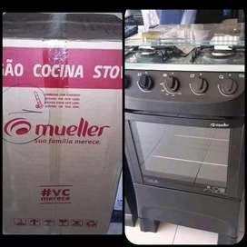 Cocina Nueva sin uso