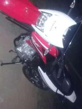 Moto Corven 150