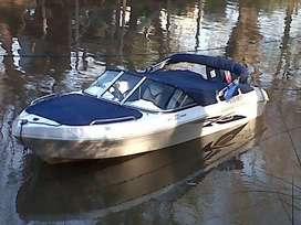 BAHAMAS 440 OPEN MERCURY 40 HP FULL 2005
